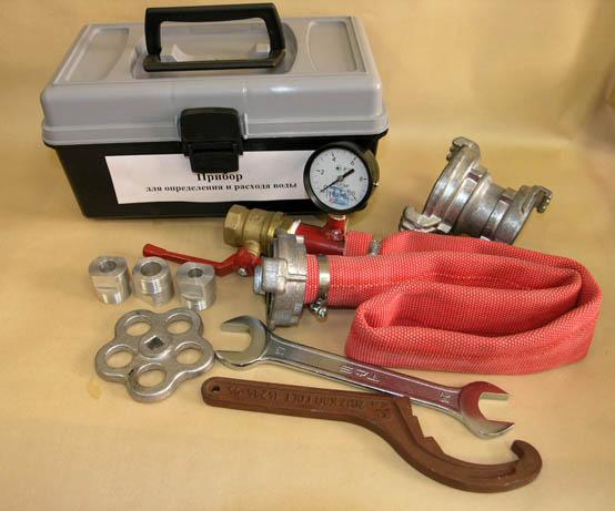 прибор проверки пожарных кранов hps гидротестер производитель